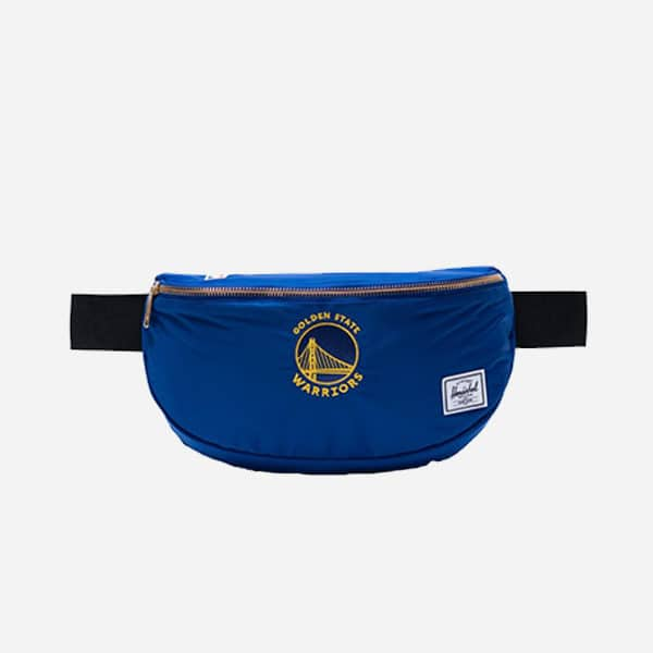 HERSCHEL NBA GOLDEN STATE WARRIORS SIXTEEN CHAMPIONS COLLECTION HIP PACK