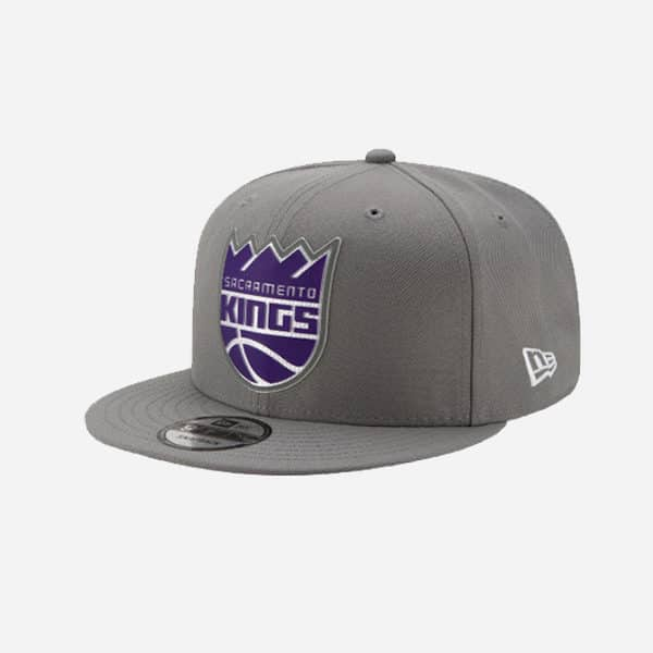 NEW ERA CAP NBA BACK HALF 2020 SACRAMENTO KINGS 9FIFTY SNAPBACK