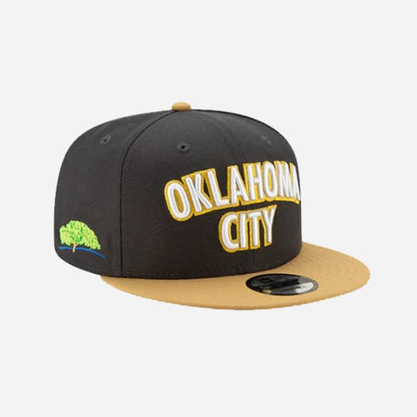 NEW ERA CAP NBA CITY SERIES 2019 OKLAHOMA THUNDER 9FIFTY SNAPBACK