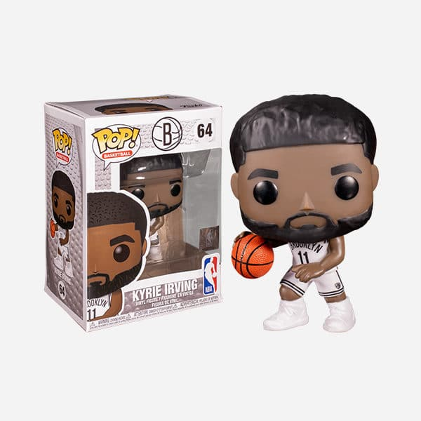 FUNKO POP NBA BROOKLYN NETS KYRIE IRVING