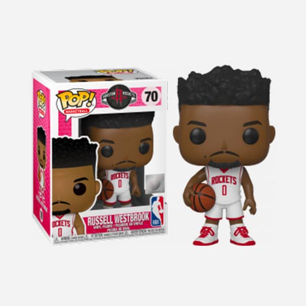 FUNKO POP NBA HOUSTON ROCKETS RUSELL WESTBROOK
