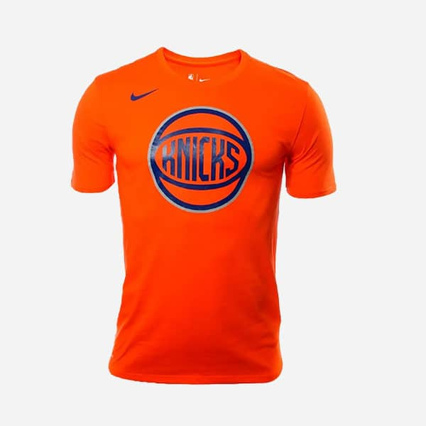 NIKE NBA NEW YORK KNICKS DRY TEE ES LOGO