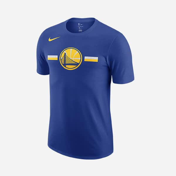 NIKE NBA GOLDEN STATE WARRIORS DRY TEE ES LOGO ST