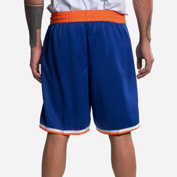 NIKE NBA SWINGMAN SHORT NEW YORK KNICKS ICON EDITION