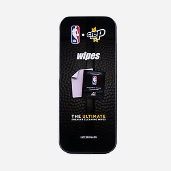 CREP NBA THE ULTIMATE CLEANING WIPES