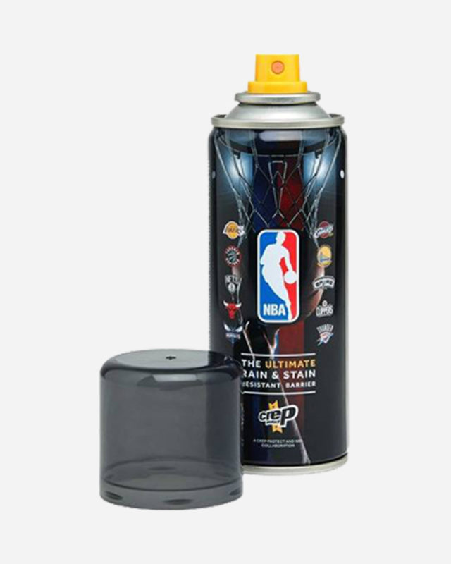 CREP NBA THE ULTIMATE RAIN & STAIN RESISTANT BARRIER