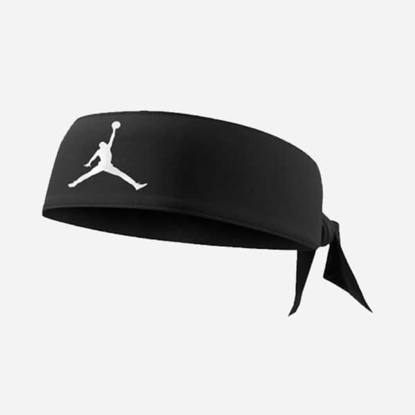 JORDAN HEADBAND DRI-FIT NEGRO