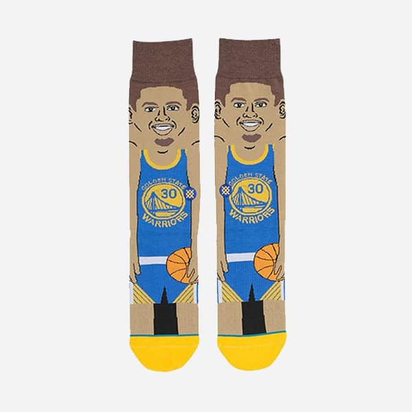 STANCE S CURRY SOCKS