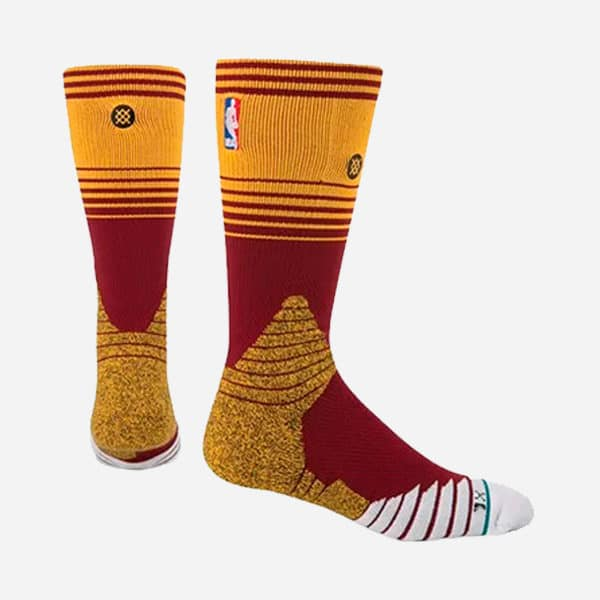 STANCE CORE CREW CAVS SOCKS
