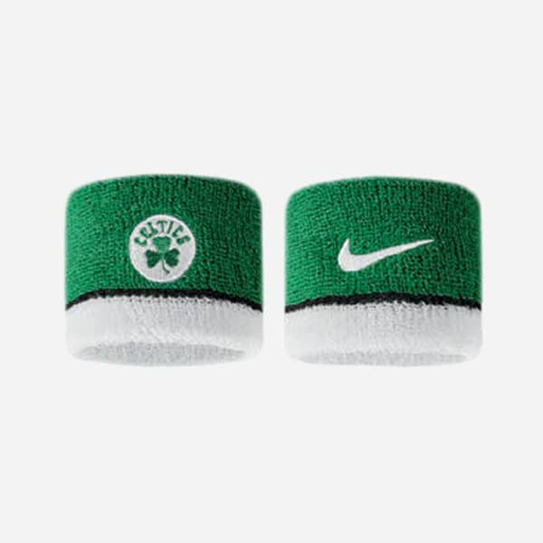 NIKE NBA WRISTBANDS BOSTON CELTICS