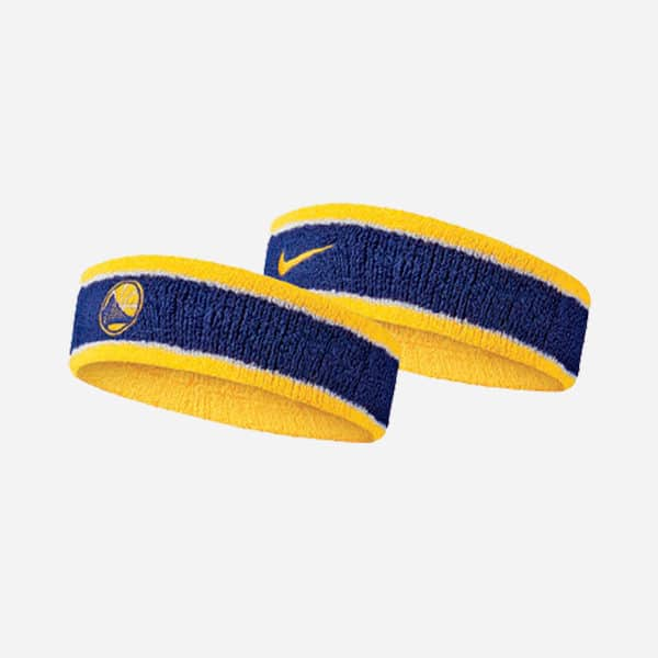 NIKE NBA HEADBAND GOLDEN STATE WARRIORS