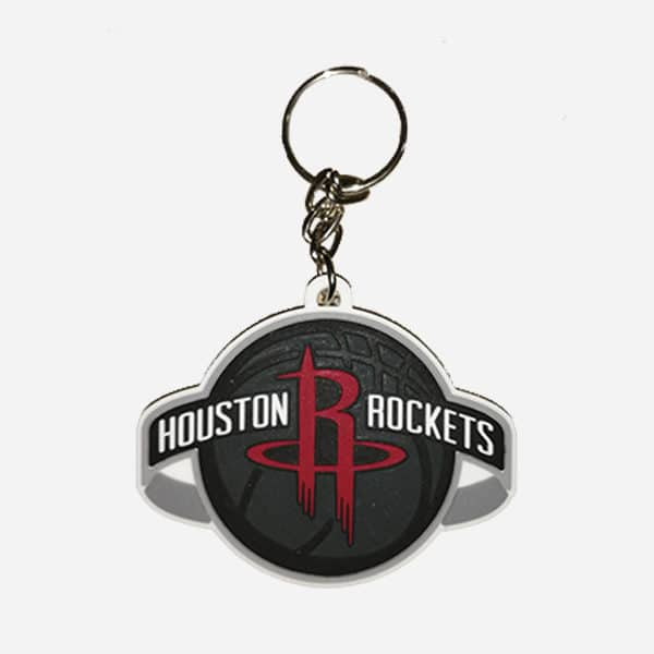 NBA STORE LLAVERO HOUSTON ROCKETS 2020