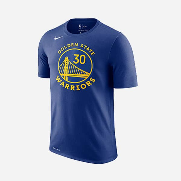 NIKE NBA ICON NAME & NUMBER SS TEE STEPHEN CURRY