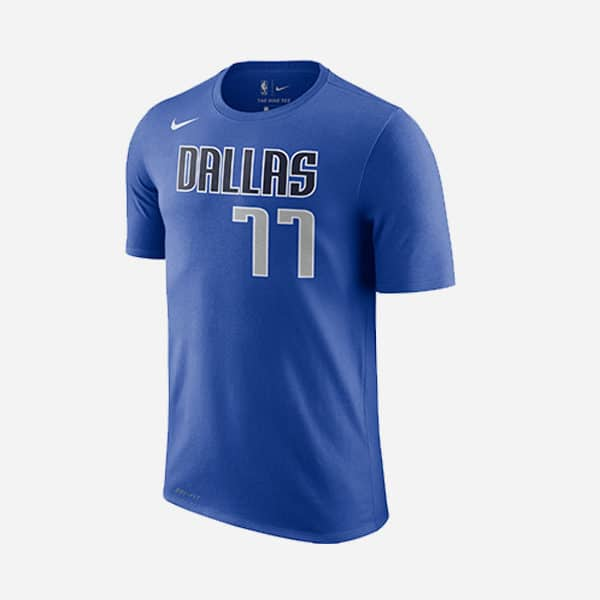 NIKE NBA ICON NAME & NUMBER SS TEE LUKA DONCIC