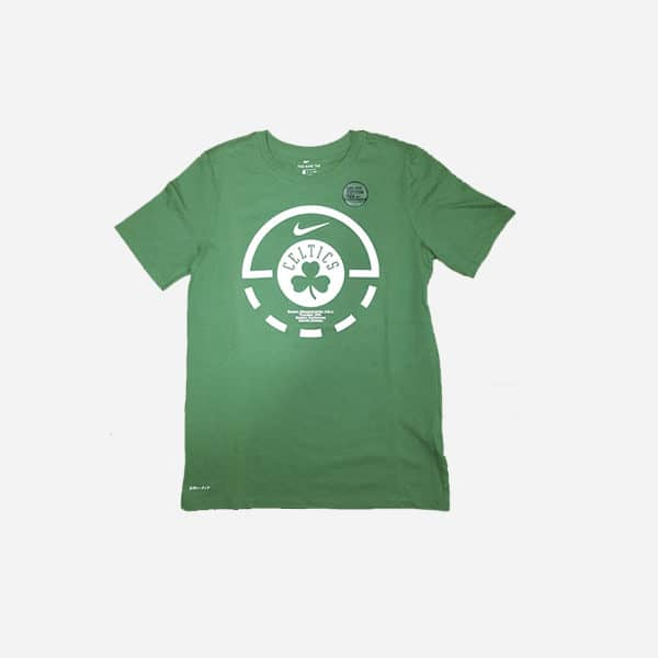 NIKE NBA BB ELEMENT SS TEE BOSTON CELTICS