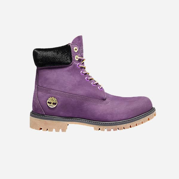 TIMBERLAND NBA PREMIUM BOOT LOS ANGELES LAKERS