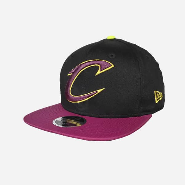 NEW ERA NBA 950 OF KIDS CLEVELAND CAVALIERS DK RED VIZE