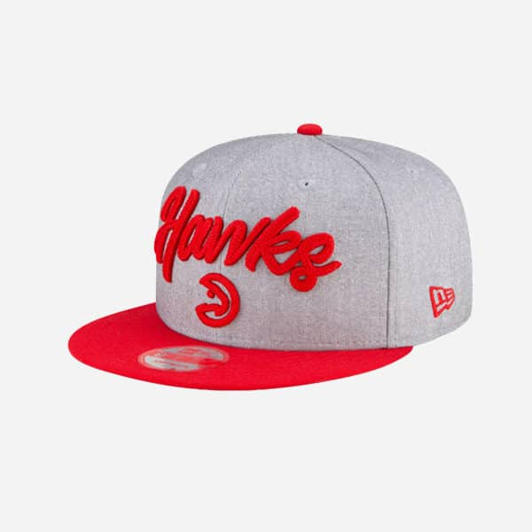 NEW ERA NBA DRAFT 2020 ATLANTA HAWKS 9FIFTY SNAPBACK