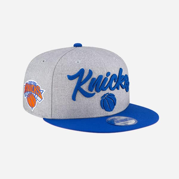 NEW ERA NBA DRAFT 2020 NEW YORK KNICKS 9FIFTY SNAPBACK