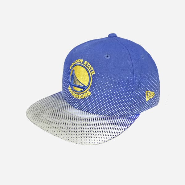 NEW ERA NBA KIDS JR FLOW FLECT SNAP GOLDEN STATE WARRIORS