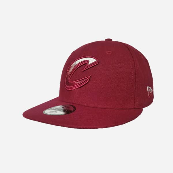 NEW ERA NBA KIDS JR FADED FRONT 950 CLEVELAND CAVALIERS
