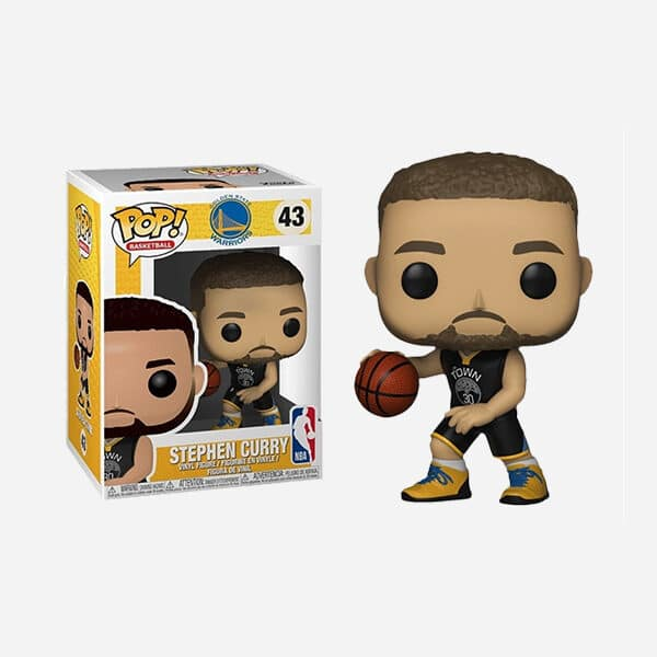 FUNKO POP NBA GOLDEN STATE STEPHEN CURRY