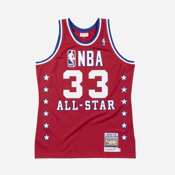 MITCHELL&NESS NBA SWINGMAN JERSEY ALL. STAR GAME 88 KAREEM ABDUL-JABBAR MEN