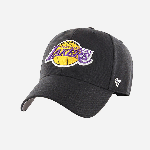 47 BRAND NBA LOS ANGELES LAKERS OSFA MVP STRAPBACK
