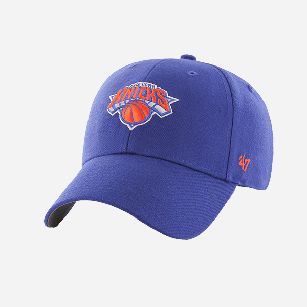 47 BRAND NBA NEW YORK KNICKS OSFA MVP STRAPBACK