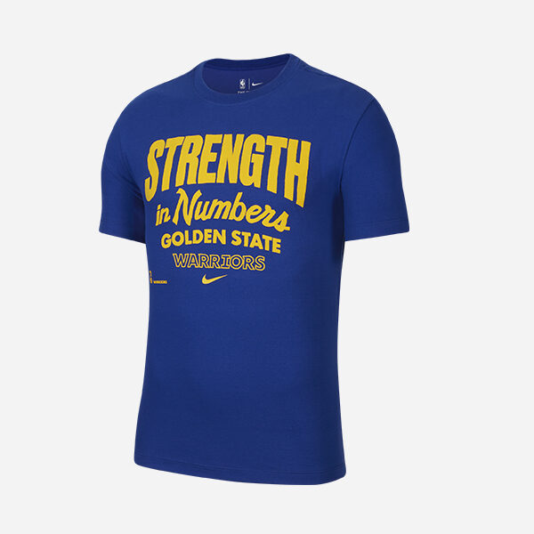 NIKE NBA GOLDEN STATE WARRIORS MANTRA DRY TEE
