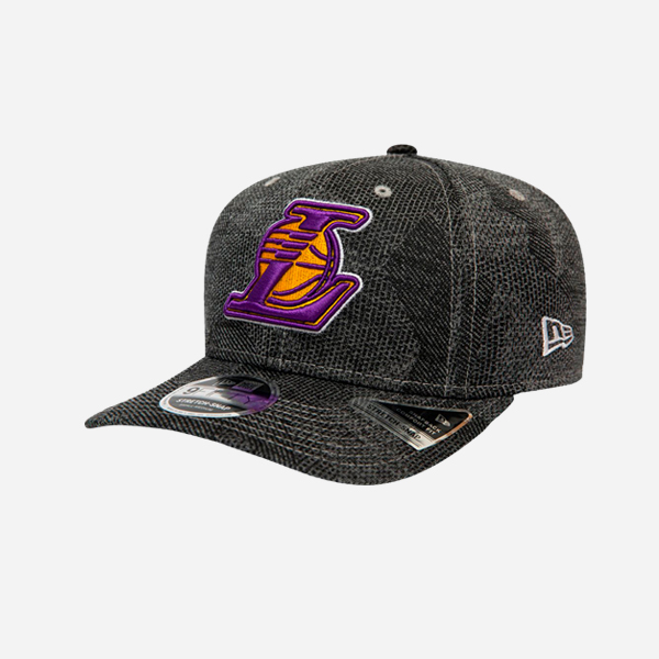 NEW ERA NBA ENGINEERED FIT LOS ANGELES LAKERS SNAPBACK 9FIFTY S/M