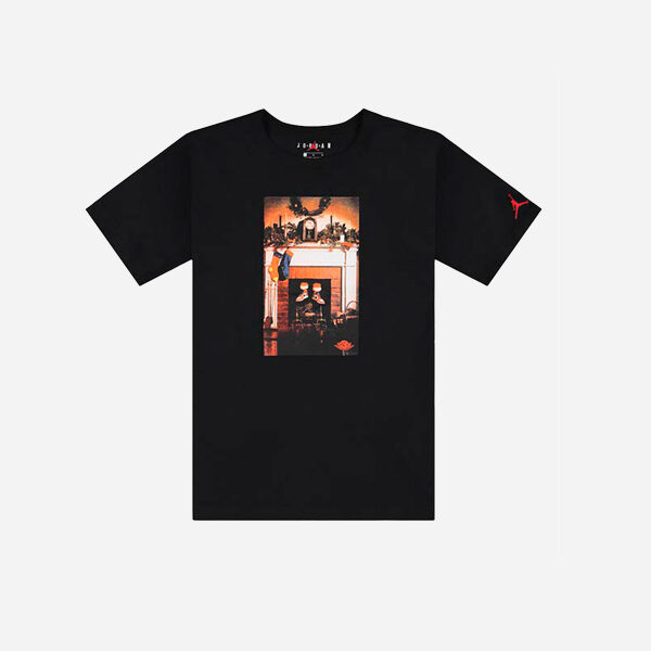 JORDAN AIR KIDS CHIMNEY TEE