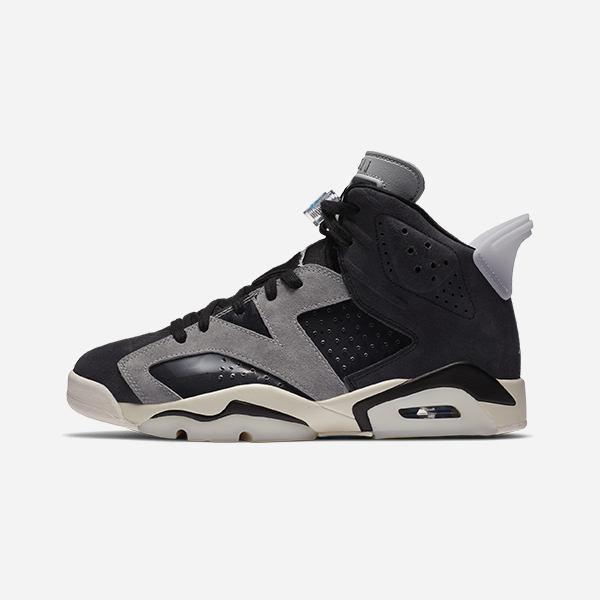 AIR JORDAN 6 RETRO WOMENS SMOKE GREY