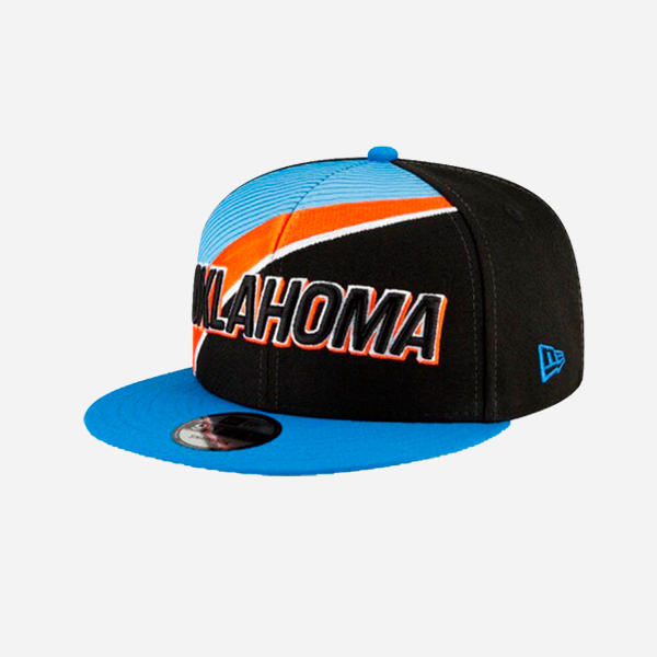 NEW ERA NBA CITY EDITION 2020 OKLAHOMA THUNDER 9FIFTY SNAPBACK