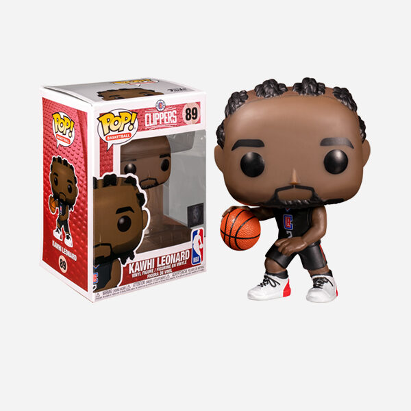 FUNKO POP NBA LOS ANGELES CLIPPERS KAWHI LEONARD