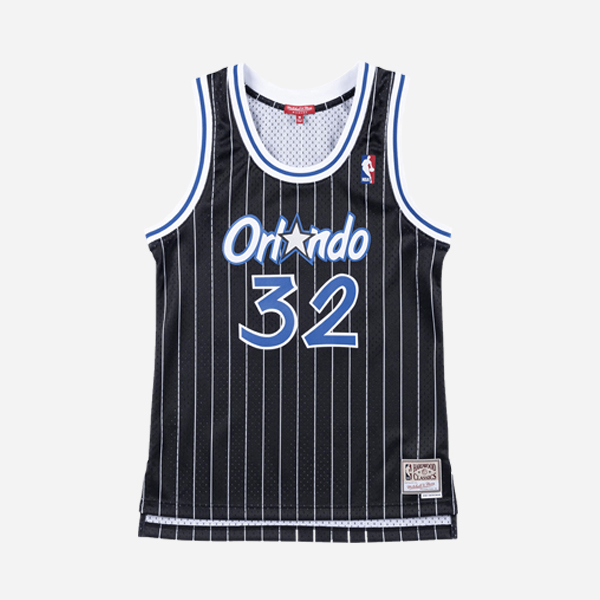MITCHELL AND NESS NBA SWINGMAN JERSEY ORLANDO MAGIC 95 SHAQUILLE O`NEAL MUJER