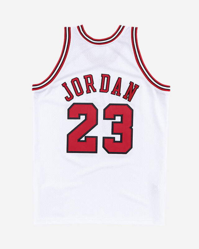 MITCHELL AND NESS NBA AUTHENTIC JERSEY CHICAGO BULLS 97 MICHAEL JORDAN (PREVENTA)