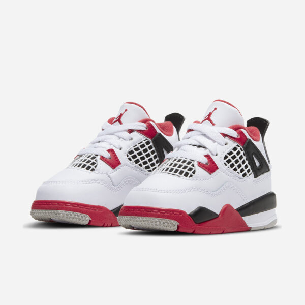 AIR JORDAN 4 FIRE RED TD