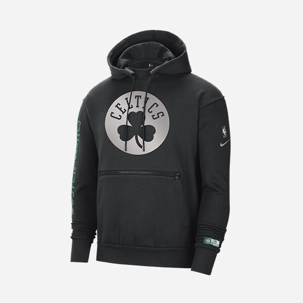 NIKE NBA BOSTON CELTICS COURTISIDE HOODIE
