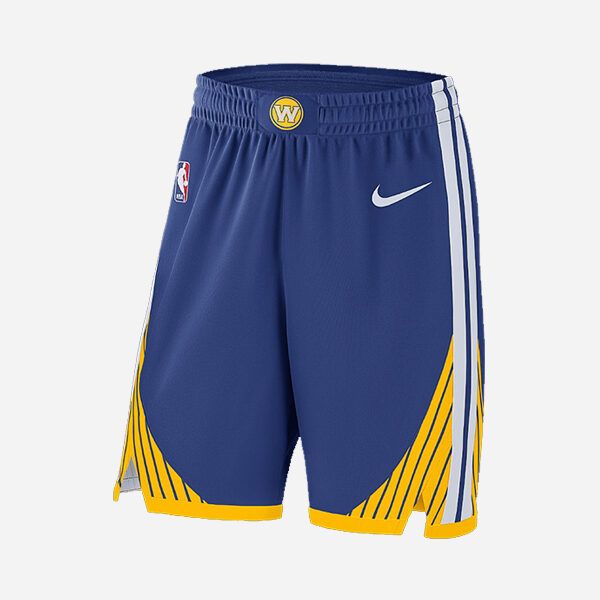 NIKE NBA GOLDEN STATE WARRIORS AUTHENTIC ICON SHORT