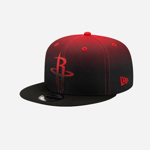 NEW ERA CAP NBA BACK HALF 20 HOUSTON ROCKETS 9FIFTY SNAPBACK