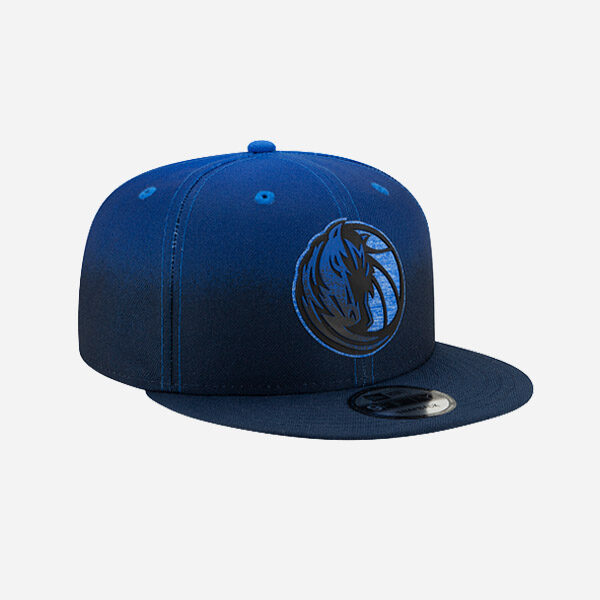 NEW ERA CAP NBA BACK HALF 20 DALLAS MAVERICKS 9FIFTY SNAPBACK