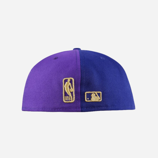 NEW ERA CAP NBA COCHAMPS 2020 LOS ANGELES LAKERS DODGERS 59FIFTY FITTED