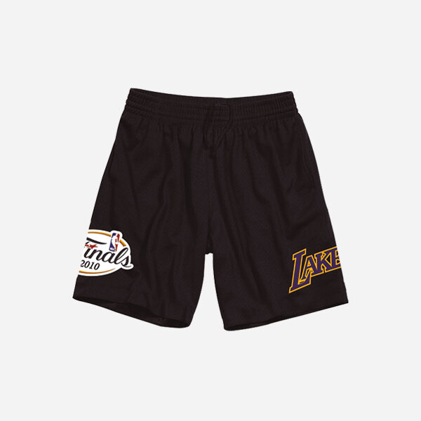 Mitchell And Ness Nba Short Finals Pack Los Angeles Lakers