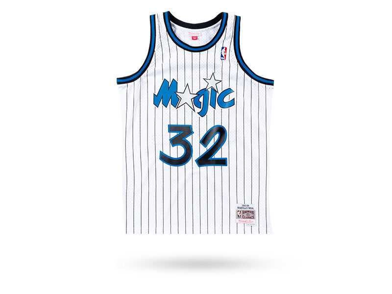 Mitchell And Ness NBA Swingman Jersey Orlando Magic 93 -94 Shaquille Oneal